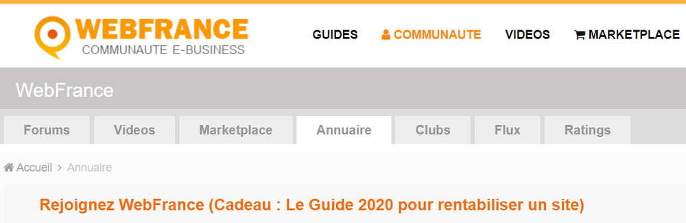 annuaire-webfrance