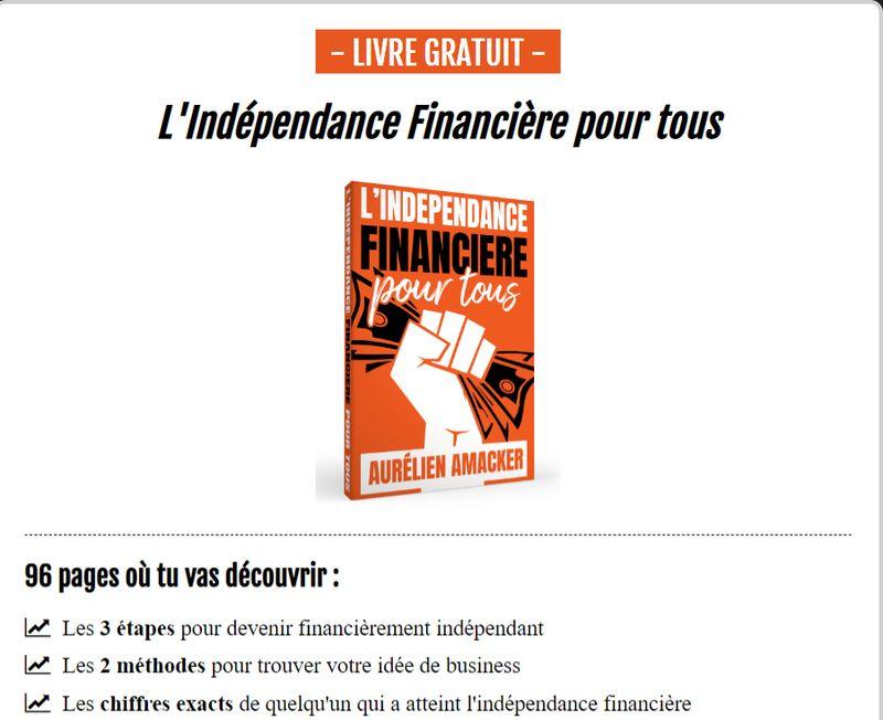 independance Financiere pour tous- systeme.io